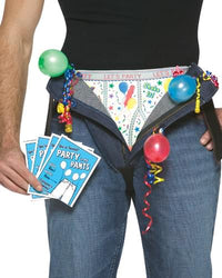 Party In My Pants Costume Adult