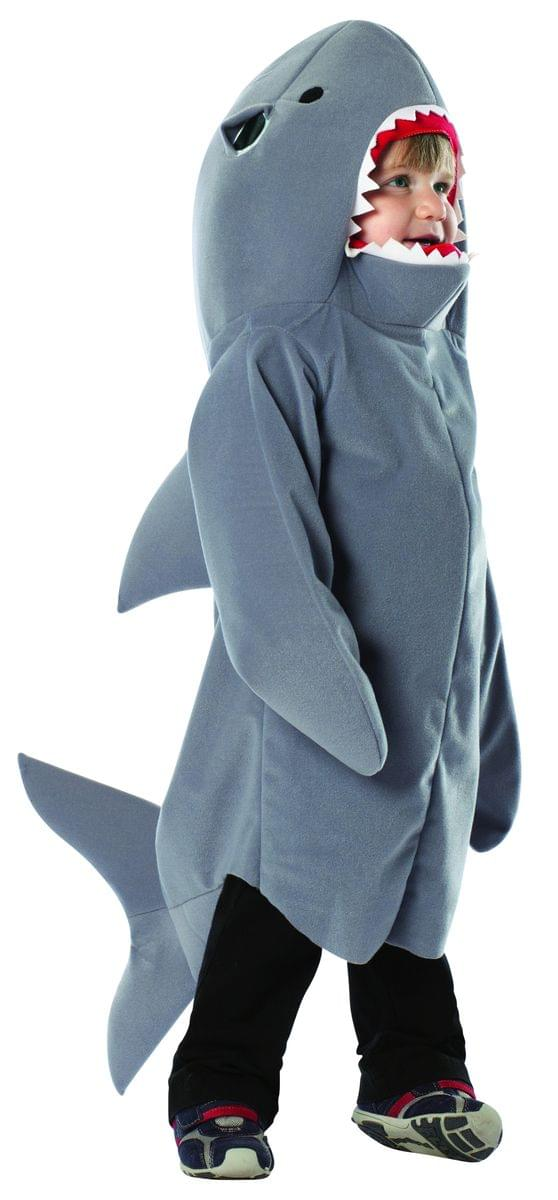 Grey Shark Costume Toddler Child