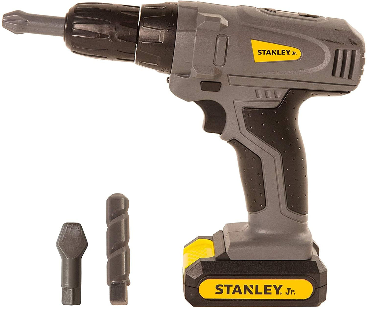 Stanley Jr. Battery Operated Toy Drill