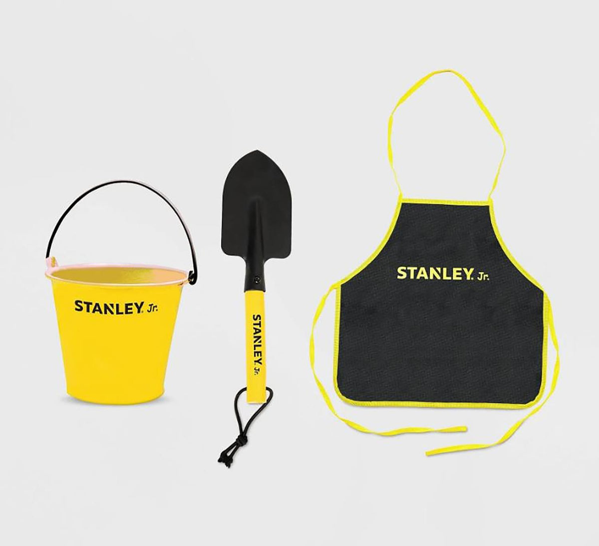 Stanley Jr. 3 Piece Garden Tool Set | Real Tools for Kids