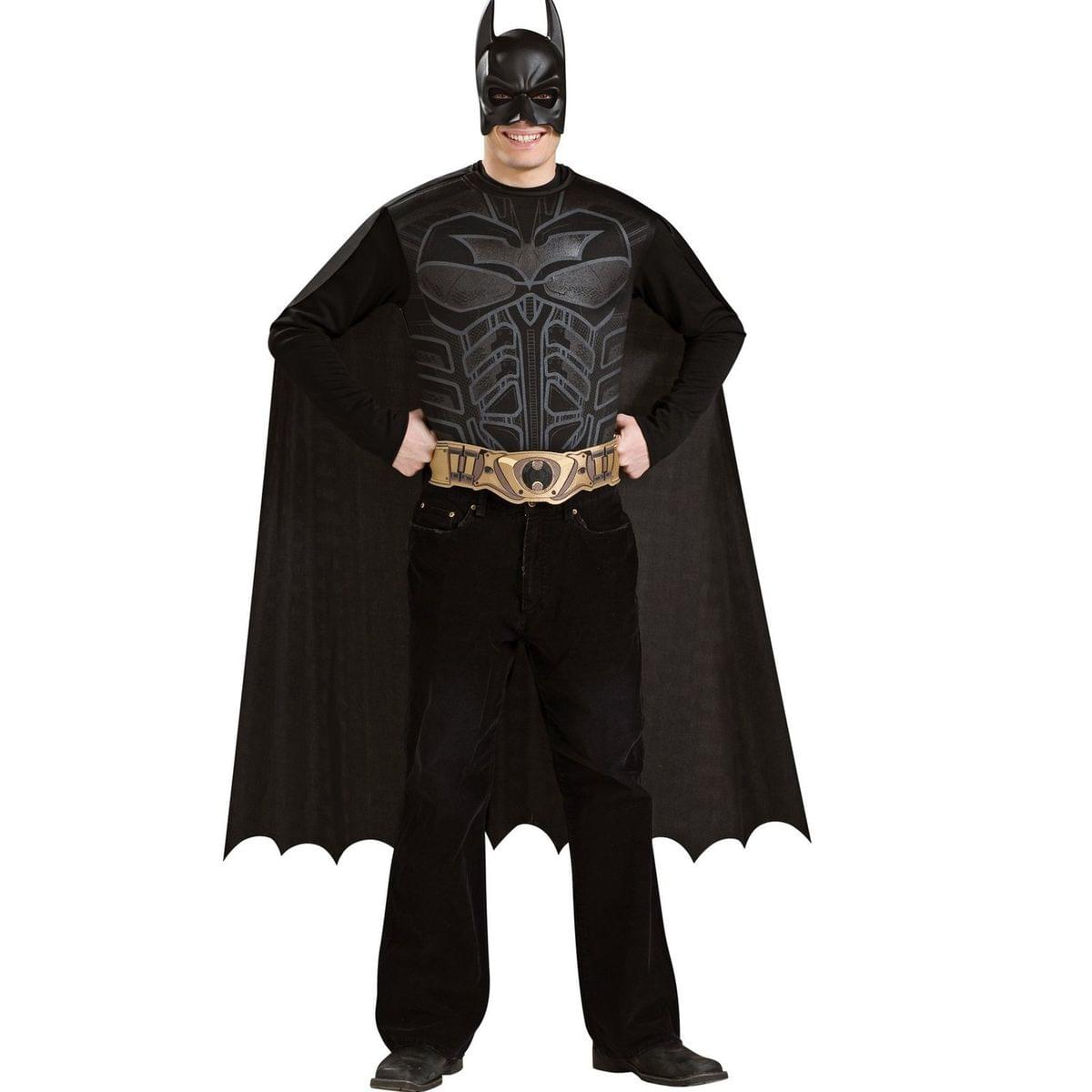 Batman Dark Knight Costume Adult Men Standard