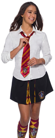 Harry Potter House Gryffindor Costume Tie One Size Fits Most