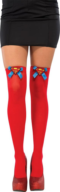 Supergirl Adult Thigh High Costume Accessory