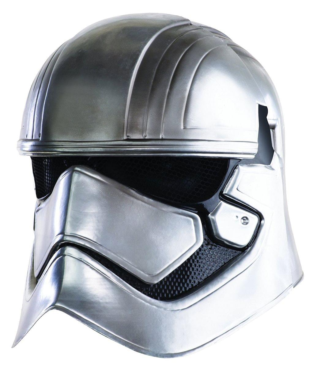 Star Wars The Force Awakens Child Costume Accessory Captain Phasma 2Piece Helmet
