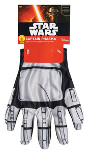 Star Wars The Force Awakens Child Costume Accessory Captain Phasma Gloves
