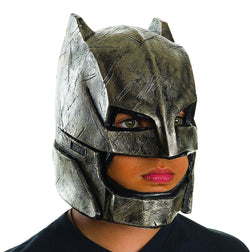 Dawn Of Justice Batman Armored Costume Mask Child One Size