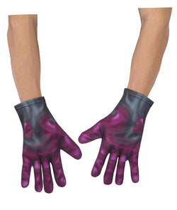 Captain America 3 Vision Costume Gloves Adult One Size