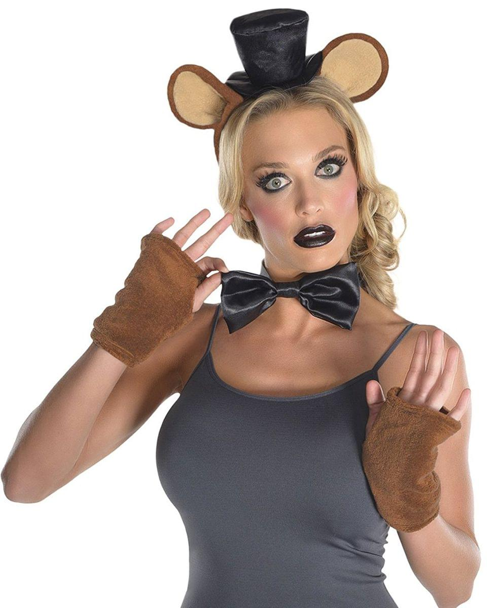 Five Nights At Freddy's Adult Costume Kit, Freddy