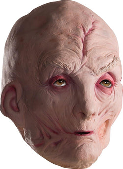 Star Wars: The Last Jedi Supreme Leader Snoke Adult Costume 3/4 Vinyl Mask
