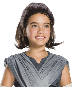 Star Wars: The Last Jedi Rey Child Costume Wig