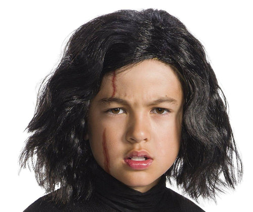 Star Wars: The Last Jedi Kylo Ren Child Costume Wig & Scar Kit