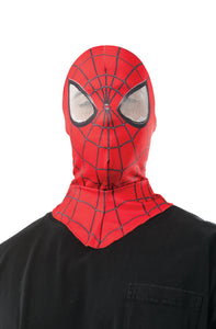 Amazing Spider-Man 2 Adult Costume Fabric Hood Mask