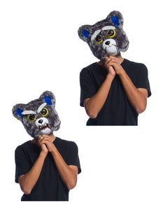 Feisty Pets Sammy Suckerpunch Mask Adult Costume Accessory