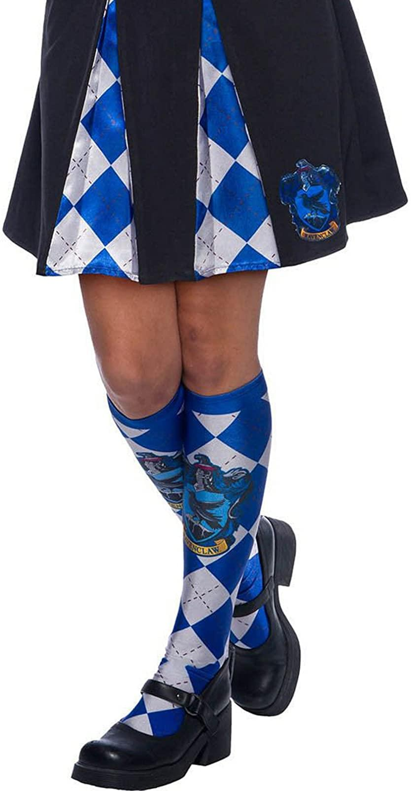 Harry Potter House Ravenclaw Adult Costume Socks