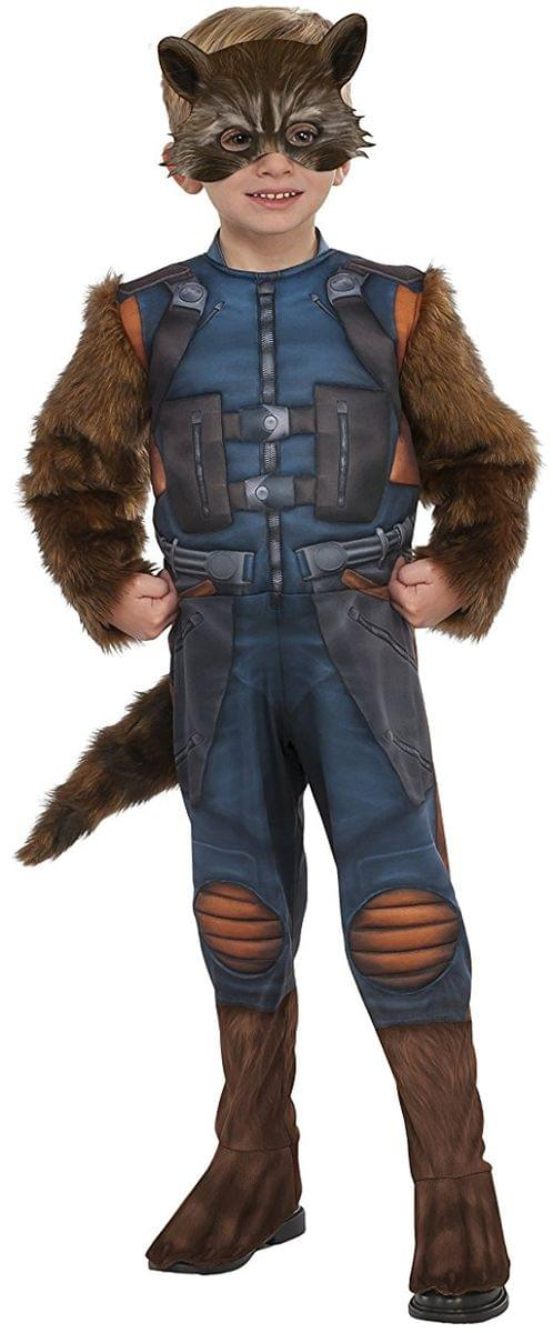 Guardians Of The Galaxy Vol 2 Rocket Racoon Toddler Costume