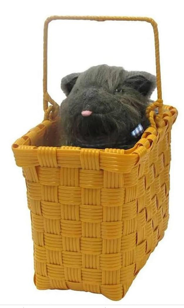 The Wizard Of Oz Toto In The Basket Costume Accessory