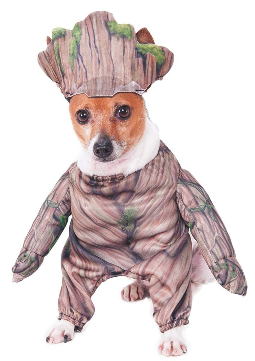 Guardians of the Galaxy Walking Groot Pet Costume - X-Large