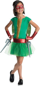 Ninja Turtles The Movie Raphael Tutu Dress Child Costume
