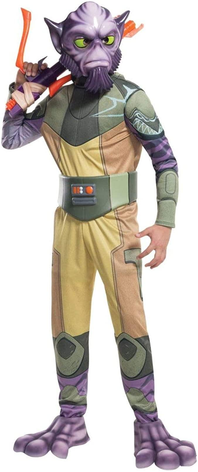 Star Wars Rebels Deluxe Zeb Child Costume Large