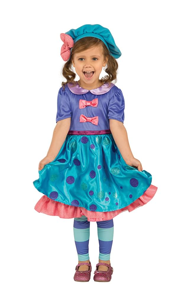 Nickelodeon Little Charmers Lavender Child Costume XS