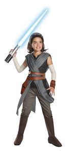 Star Wars: The Last Jedi Rey Super Deluxe Child Costume
