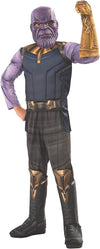 Marvel Avengers Infinity War Thanos Deluxe Child Costume