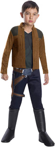 Solo A Star Wars Story Han Solo Deluxe Child Costume