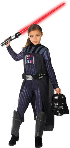 Star Wars Classic Darth Vader Girl's Costume