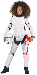 Star Wars Classic Stormtrooper Girl's Costume