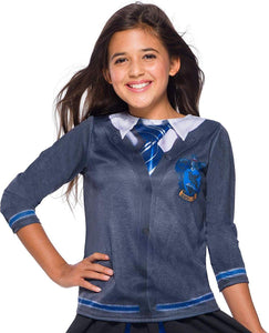 Harry Potter House Ravenclaw Child Costume Top