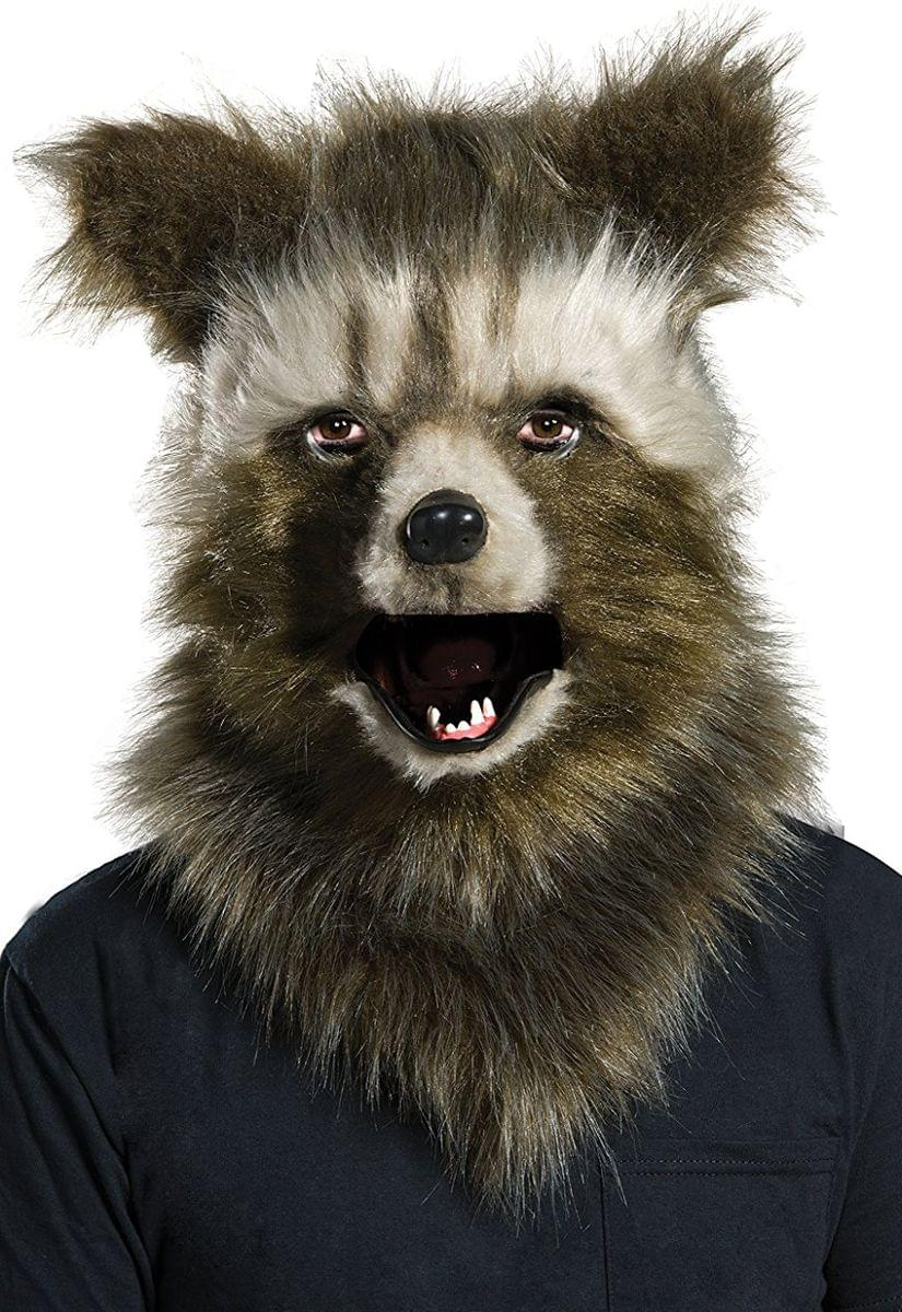 Guardians of the Galaxy Vol.2 Rocket Faux Fur Adult Costume Mask