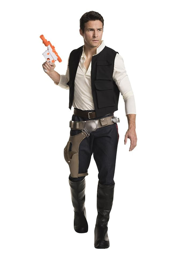 Star Wars Grand Heritage Han Solo Costume Adult