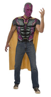 Captain America 3 Deluxe Vision Costume Kit Adult