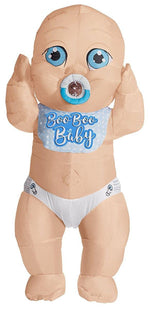 Boo Boo Baby Inflatable Adult Costume, One Size