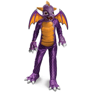 Skylanders Deluxe Spyro Child Costume