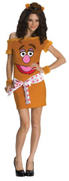 The Muppets Sexy Fozzie Dress Costume Adult