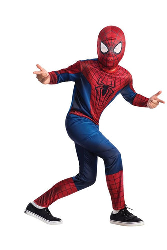 The Amazing Spiderman 2 Spiderman Costume Child