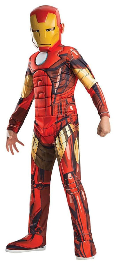 Avengers Iron Man Costume Child  sc 1 st  Toynk Toys : iron man costume for girls  - Germanpascual.Com