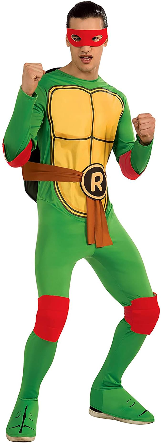 T.M.N.T. Raphael Costume Adult One Size Fits Most