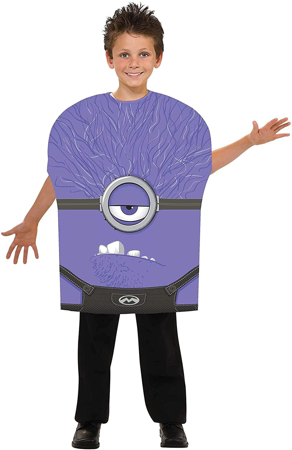 Despicable Me 2 Evil Minion Foam Costume Child