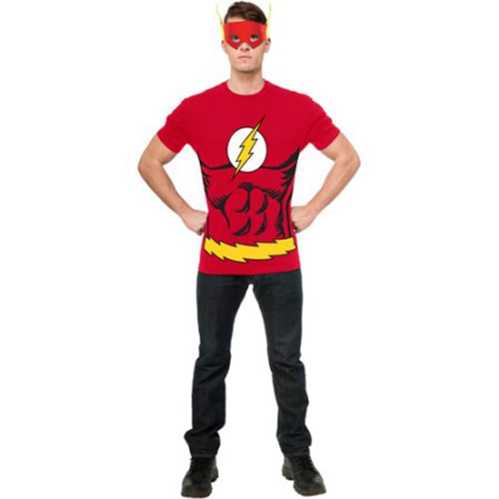 The Flash Costume Kit Adult