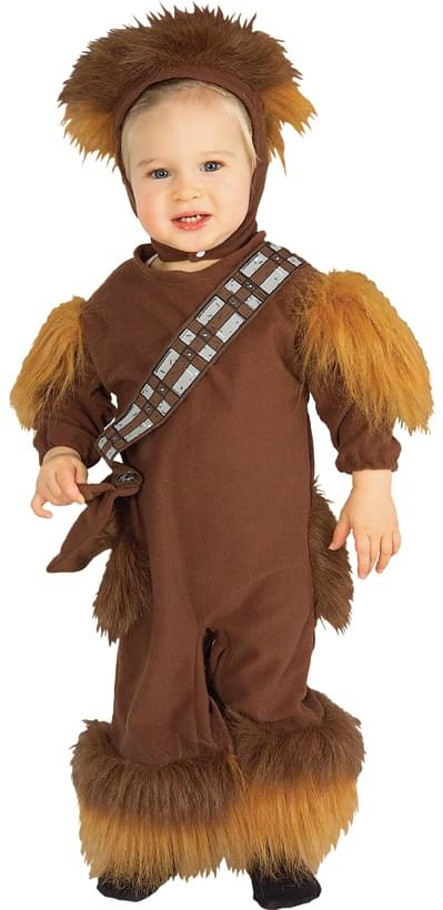 Star Wars Chewbacca Child Toddler Costume 2T-4T