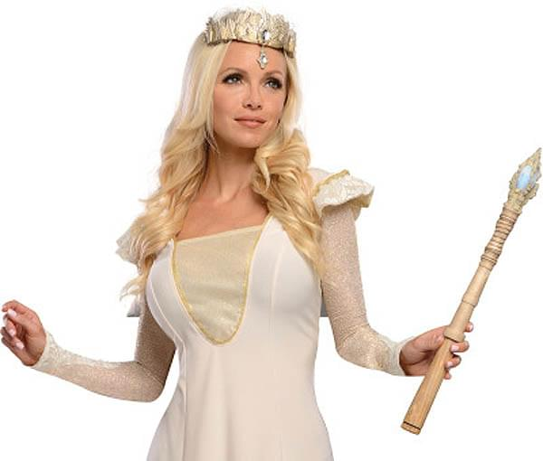 Oz The Great And Powerful Deluxe Glinda Tiara Costume Accessory Adult