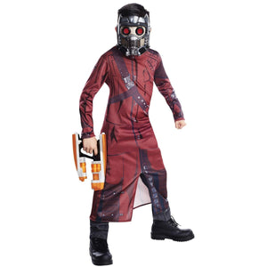 Guardians Of The Galaxy Marvel Star-Lord Child Costume