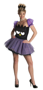 Hello Kitty Badtz Maru Sexy Costume Dress Adult X-Small 0-2