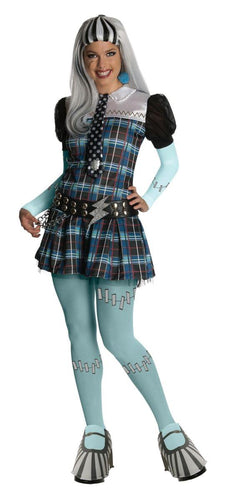 Monster High Deluxe Frankie Stein Costume Adult