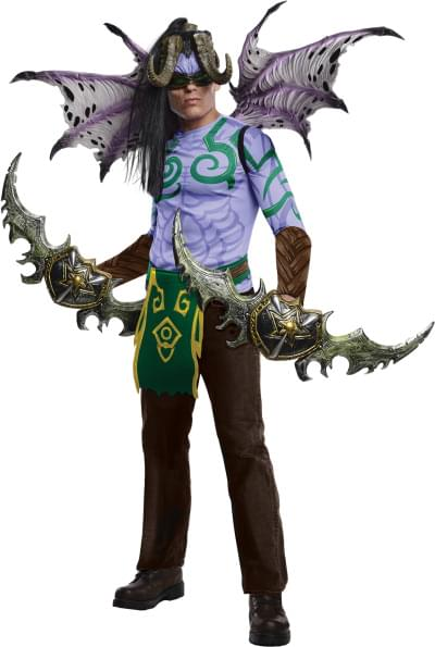 World Of Warcraft Illidan Costume Adult