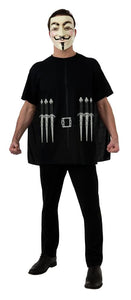 V For Vendetta Costume Set Adult