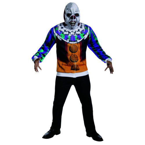 IT The Movie Pennywise Hoodie Adult Costume