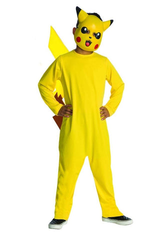 Pokemon Pikachu Costume Child